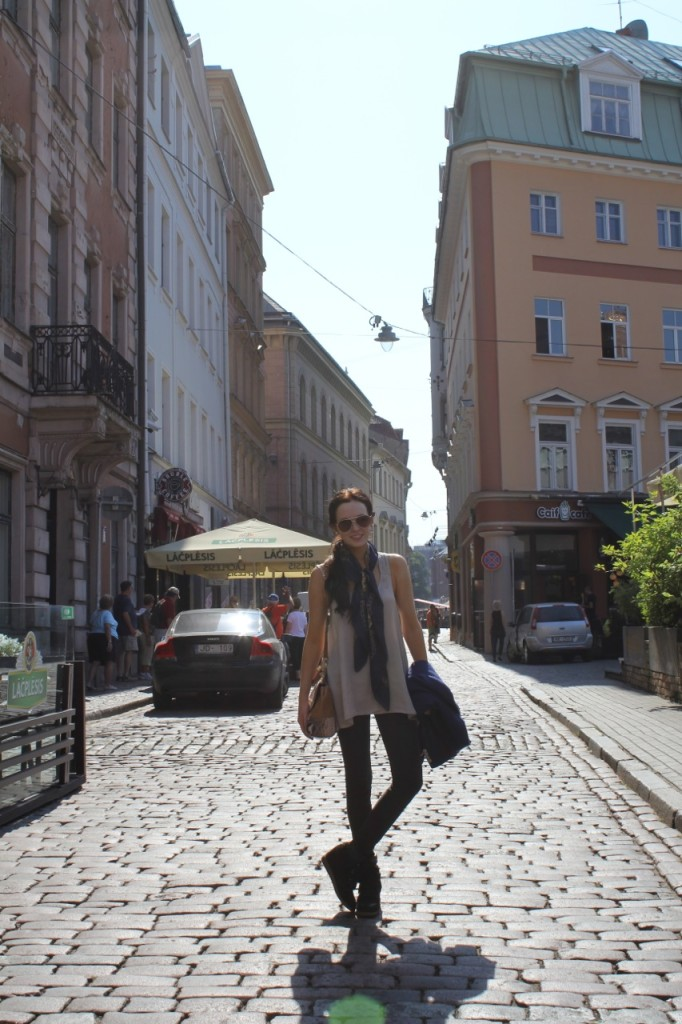 World of Wanderlust in Riga