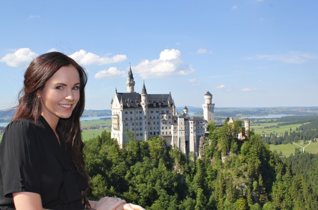 Brooke Saward Neuschwanstein Castle