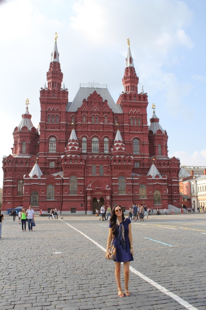 World of Wanderlust in Moscow