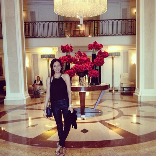 Beverly Wilshire Pretty Woman Hotel