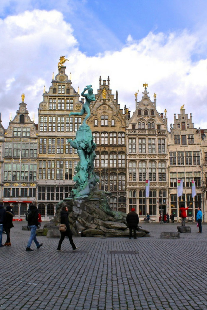 48 Hours in Antwerp