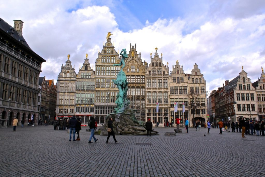 Antwerp tourism board