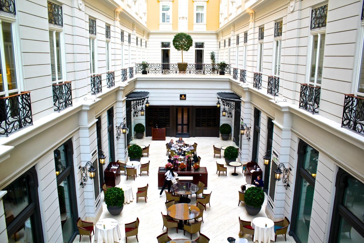 Luxury Hotel Budapest Corinthia