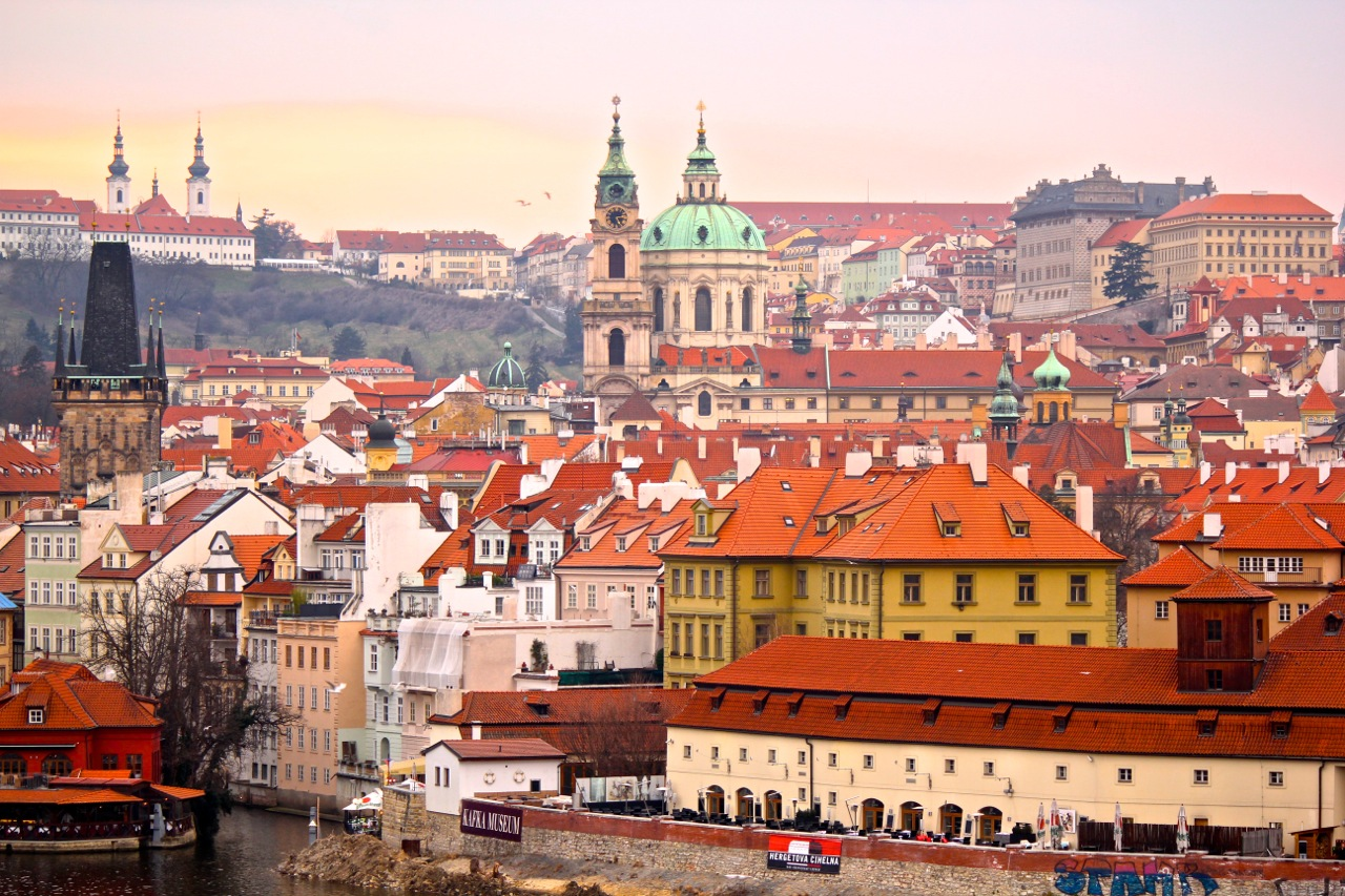 The most loved cities in europe world of wanderlust for Top hotel prag