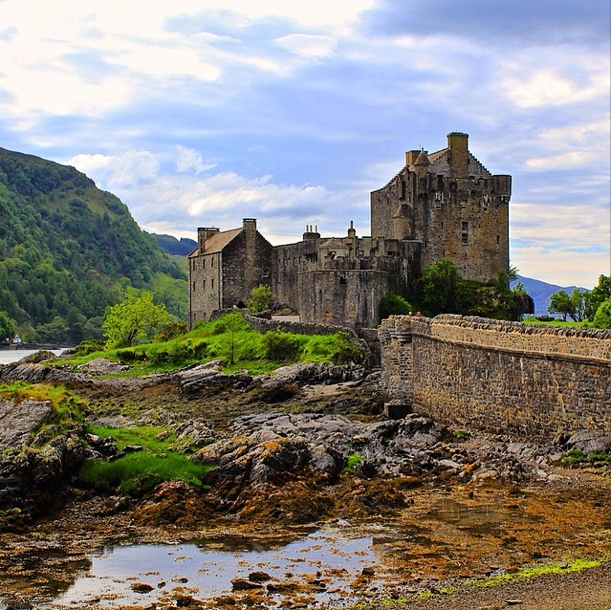 Top 10 Places Visit Houston: Top 10 Places To Visit In Scotland
