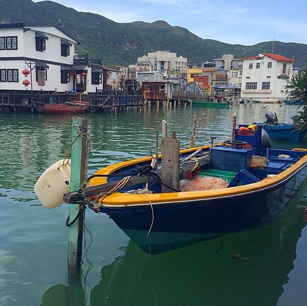 fishing village lantau island
