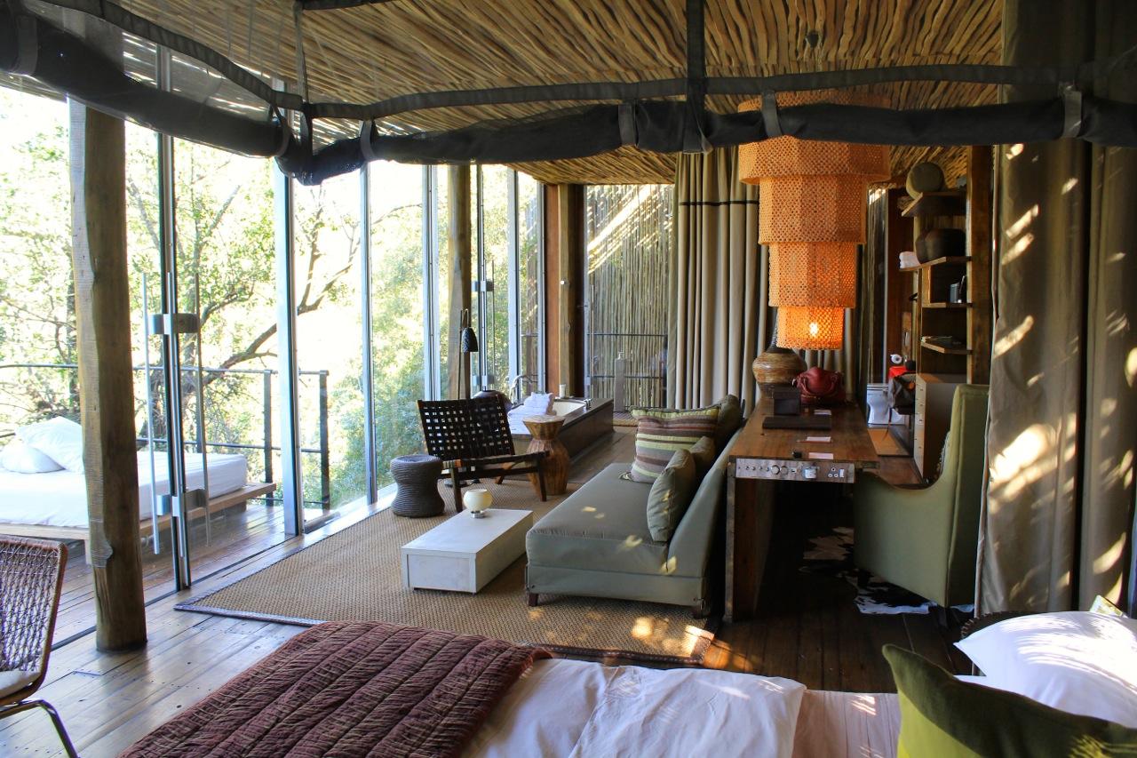 Checking in singita sweni world of wanderlust for World hotels deluxe