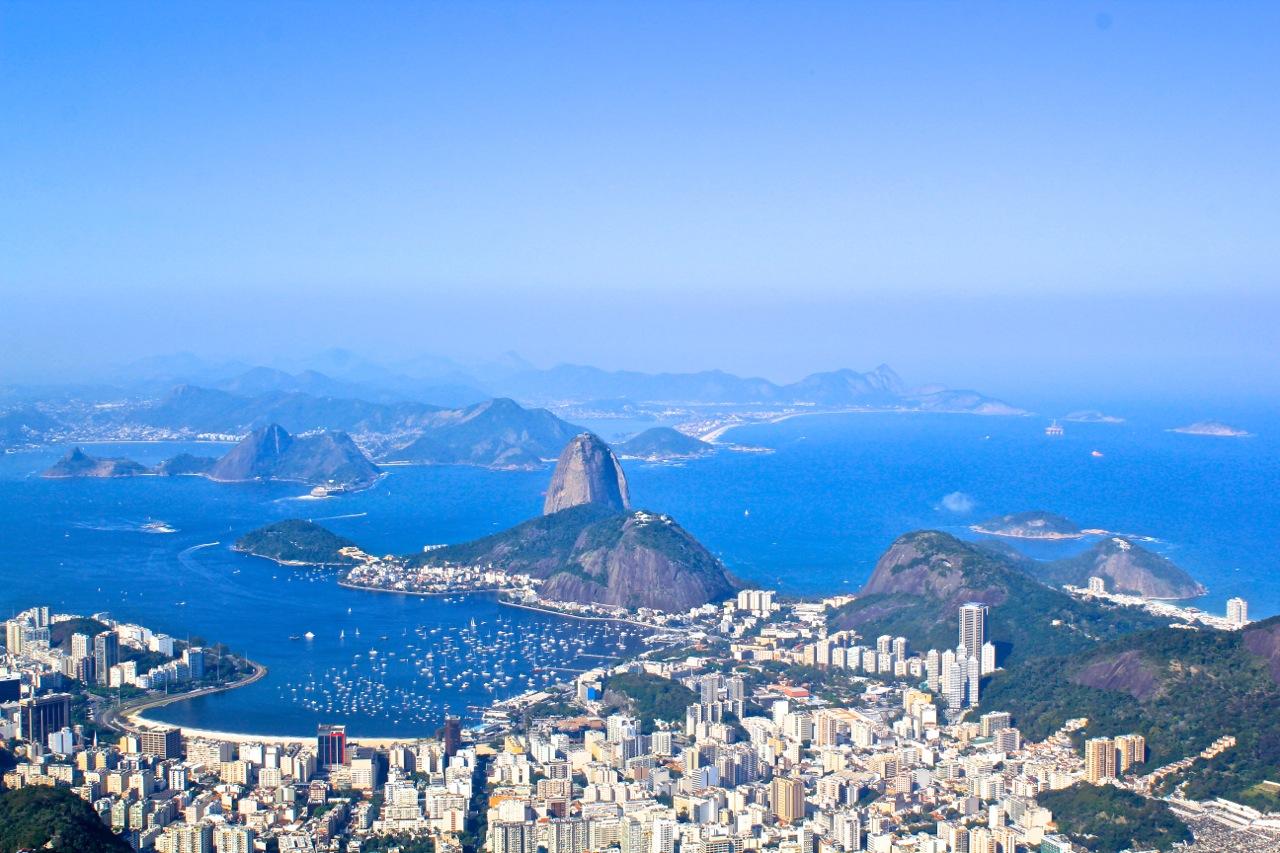 From Buenos Aires to Rio de Janeiro with Contiki