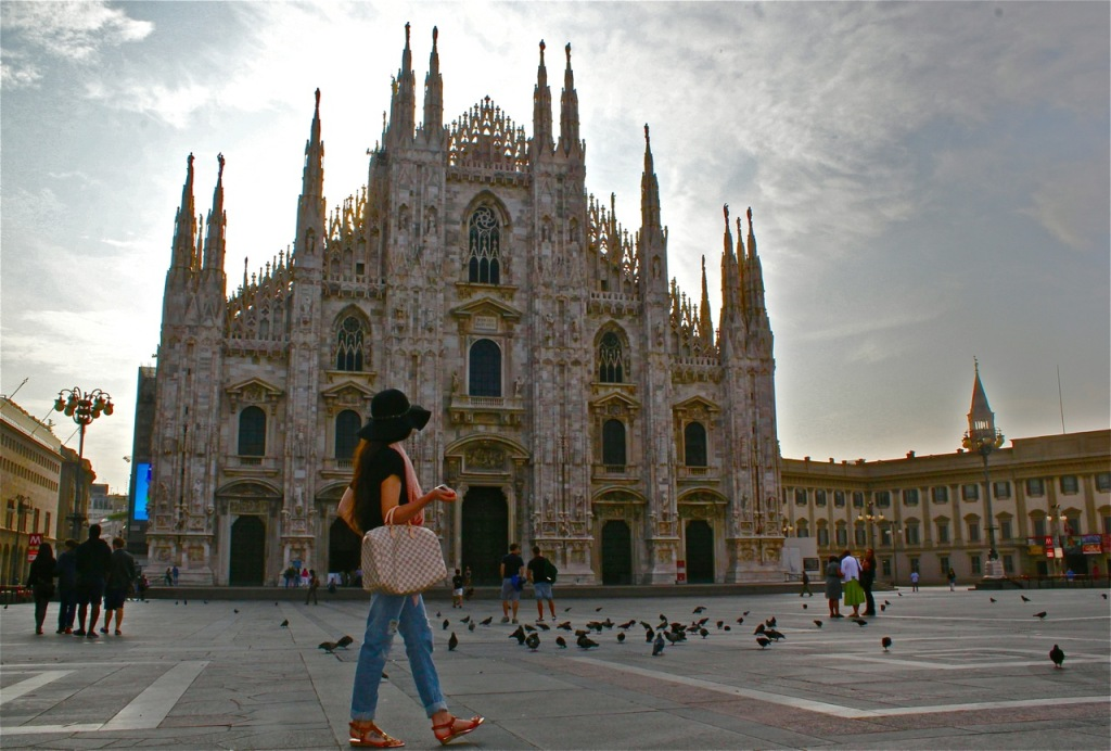 Top 25 Landmarks in the World, Milan Cathedral