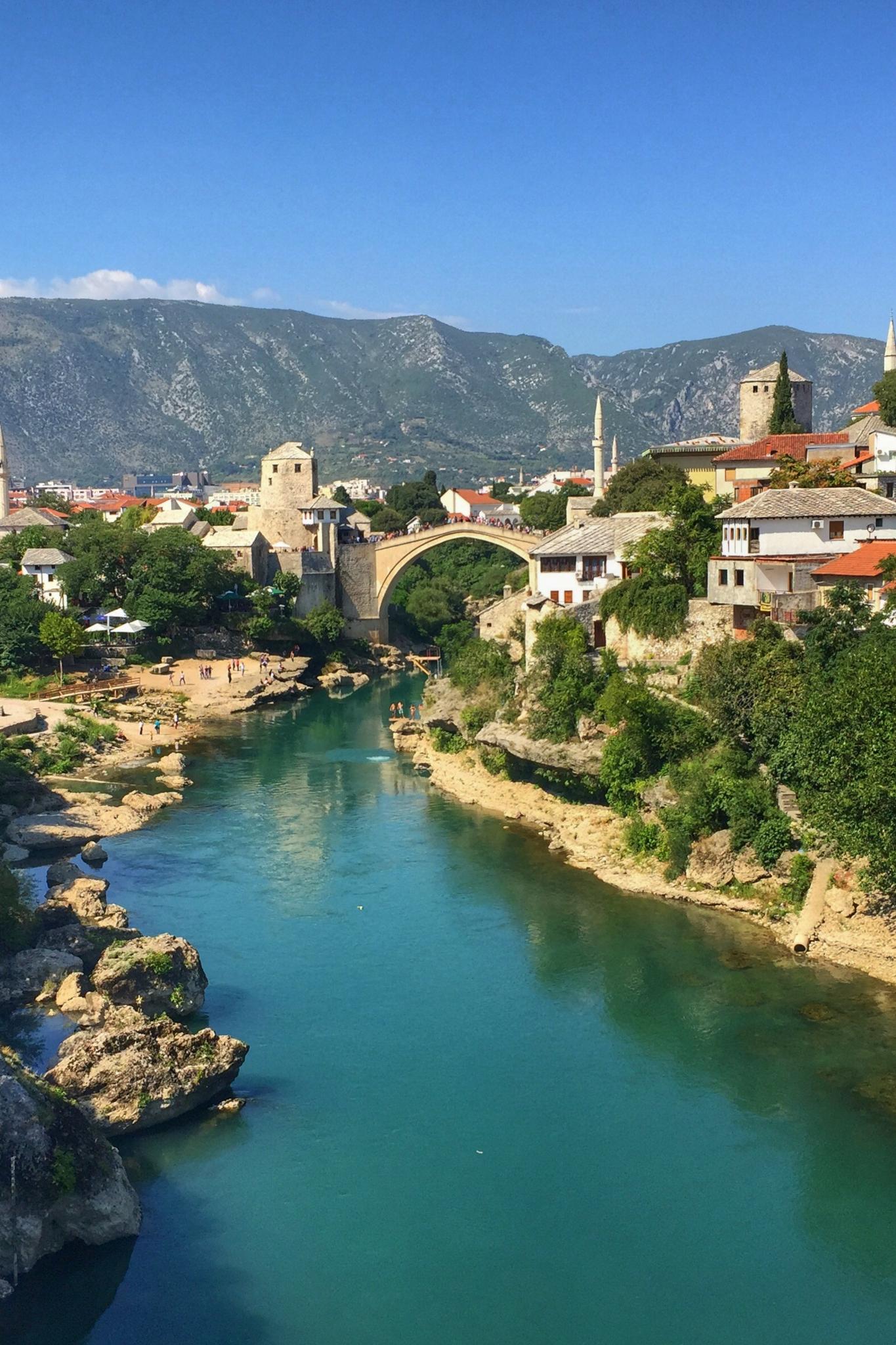 Mostar Bosnia & Herzegovina | WORLD OF WANDERLUST