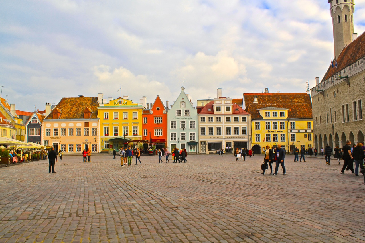 A day trip to Tallinn from Helsinki