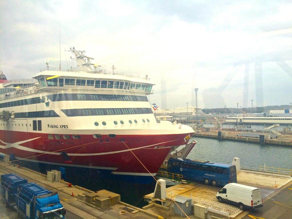 Viking Helsinki to Tallinn