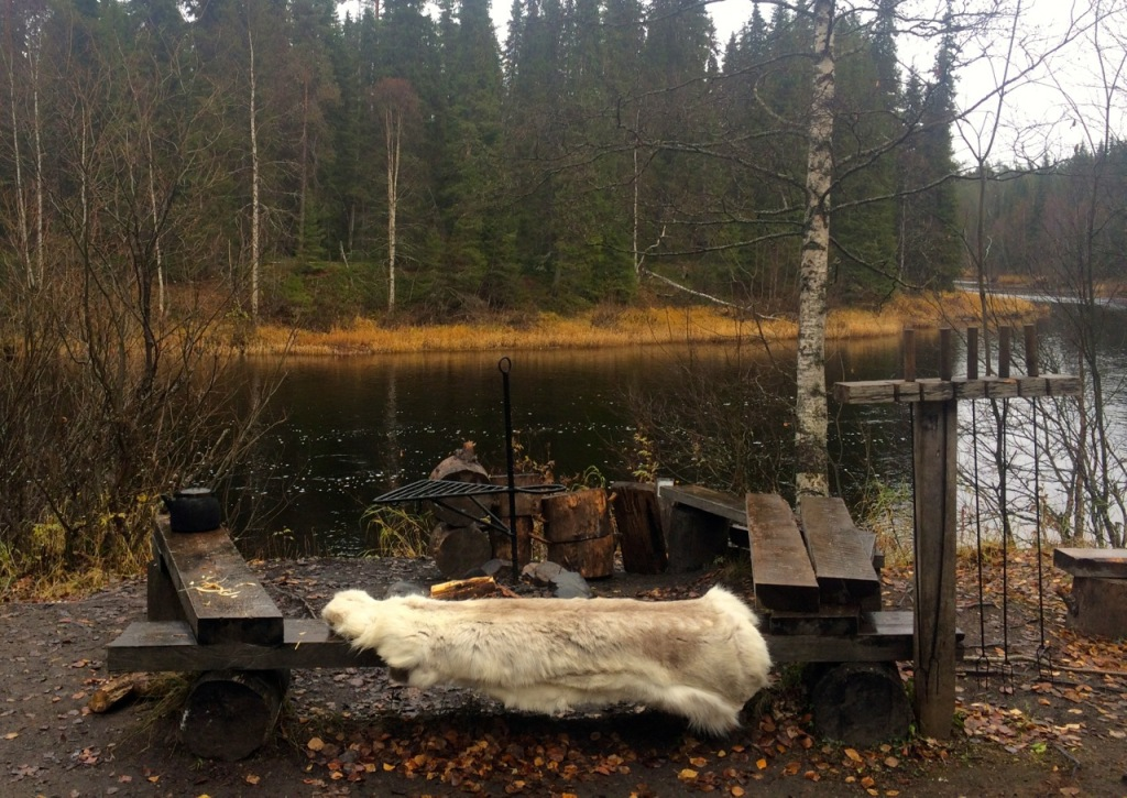 Oulanka National Park Finland