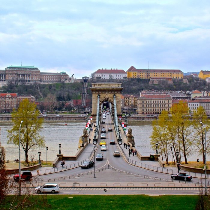 No one told you Budapest was this beautiful
