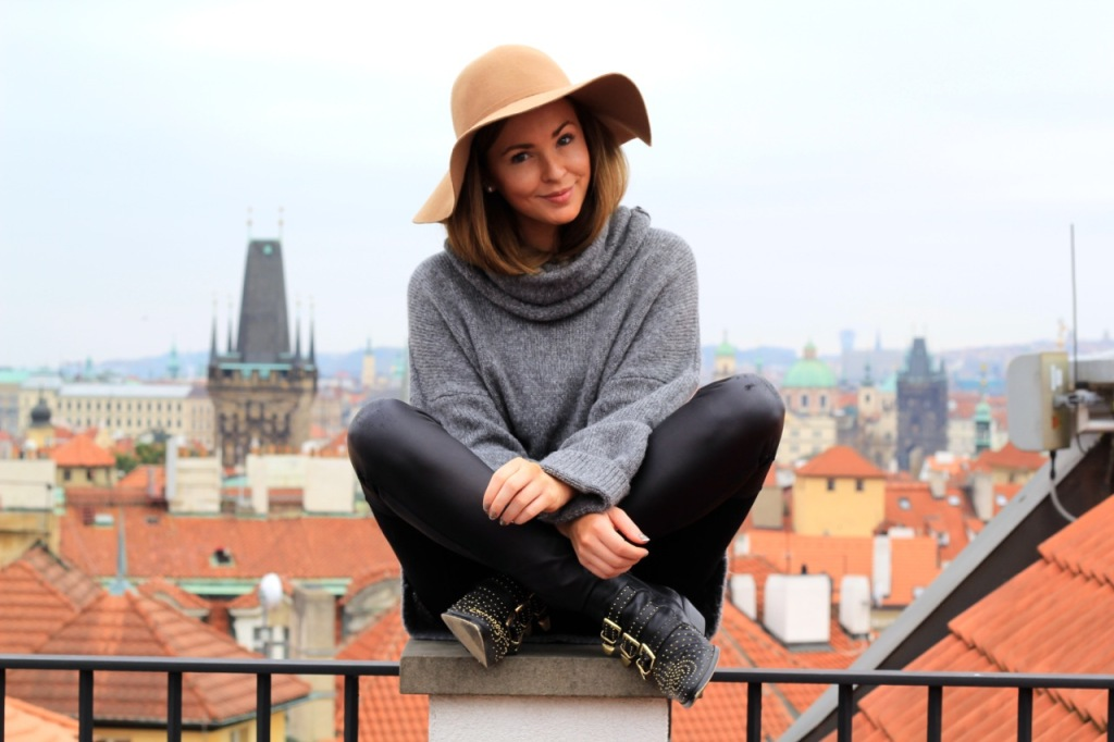 Brooke Saward World of Wanderlust in Prague