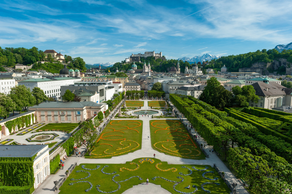 Mirabellgardens - Photo: Salzburg Tourismus