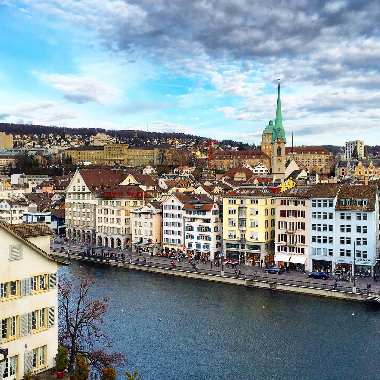 Spotlight on zurich switzerland world of wanderlust in a short one day visit i checked out the old town of zurich to discover how one should spend just one day in the old town in zurich switzerland solutioingenieria Choice Image