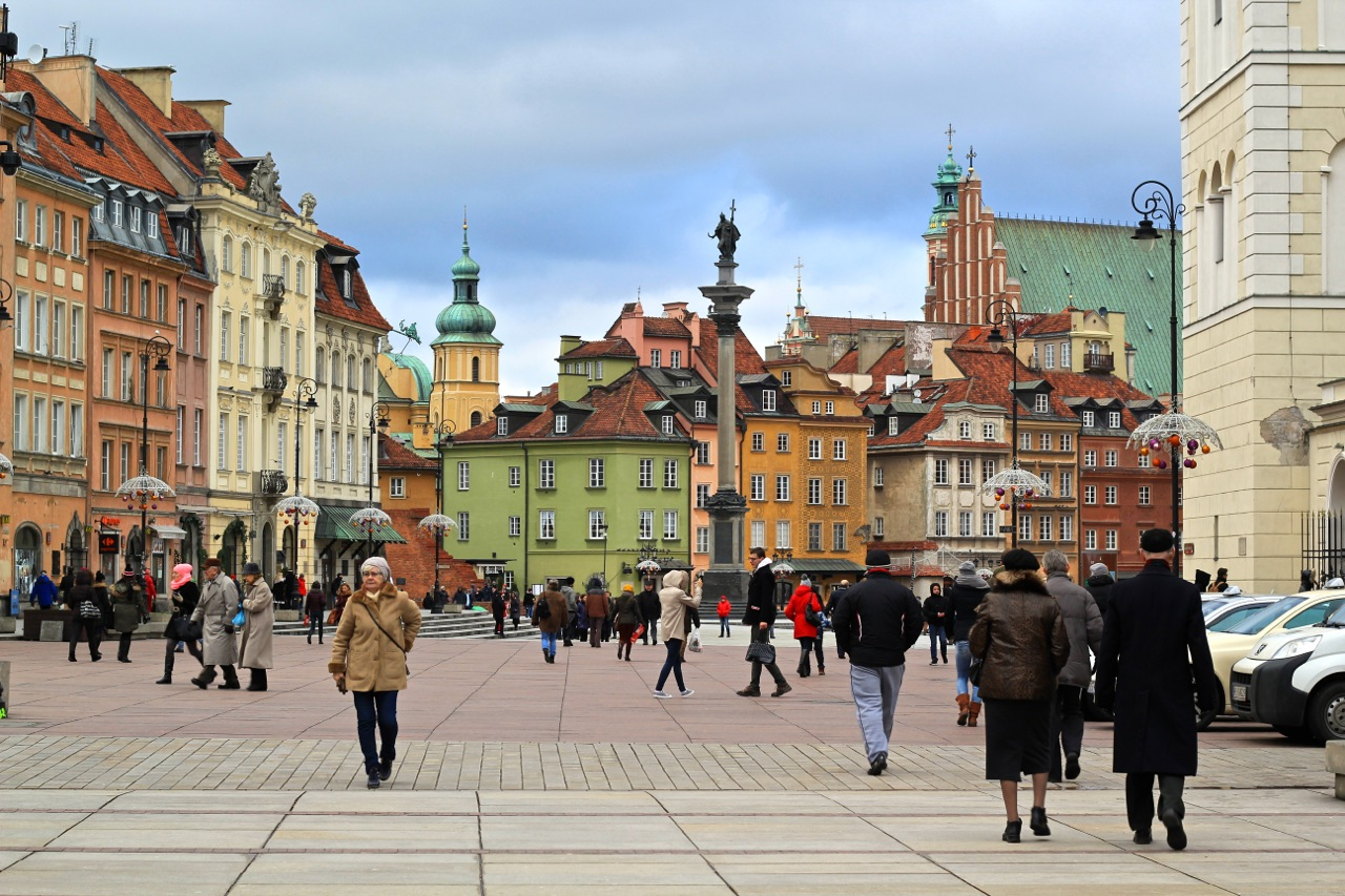 Warsaw Poland  city photos gallery : Spotlight On: Warsaw, Poland | WORLD OF WANDERLUST