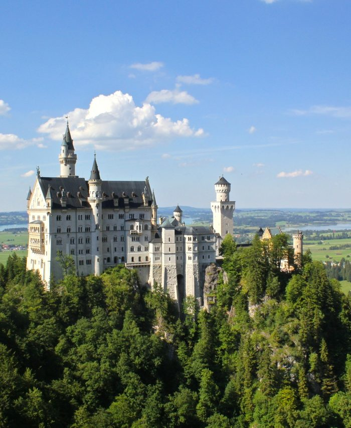 10 Fairy Tale Castles to Visit in Germany