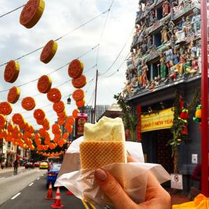 one dollar ice cream singapore