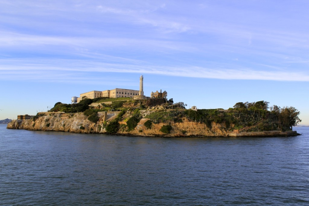 Top Landmarks in the World in 2015, Alcatraz