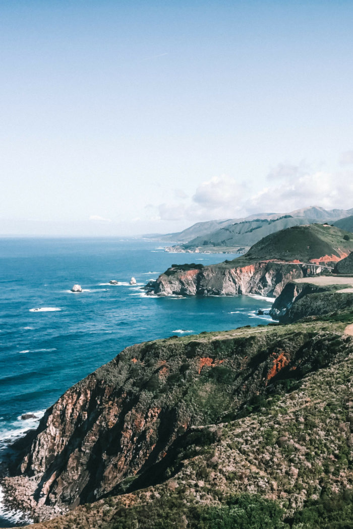 Road Tripping The Pacific Coast Highway