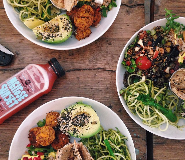 14 healthy cafes in London that you need to know
