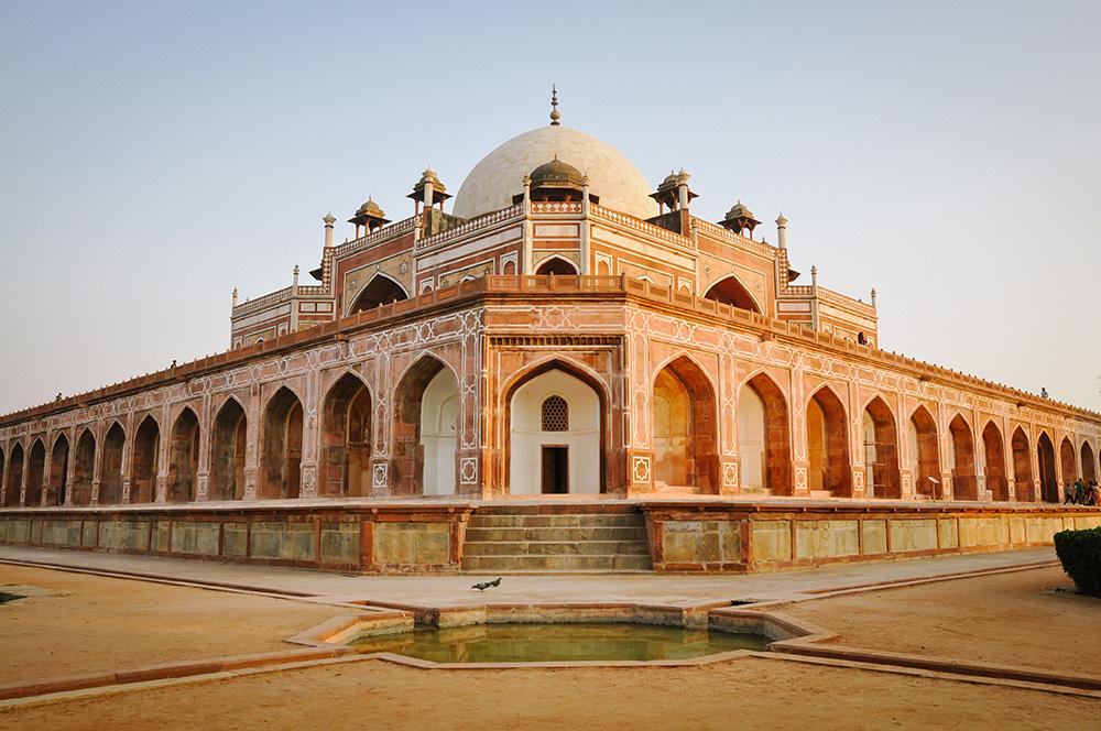 India-architecture-delhi
