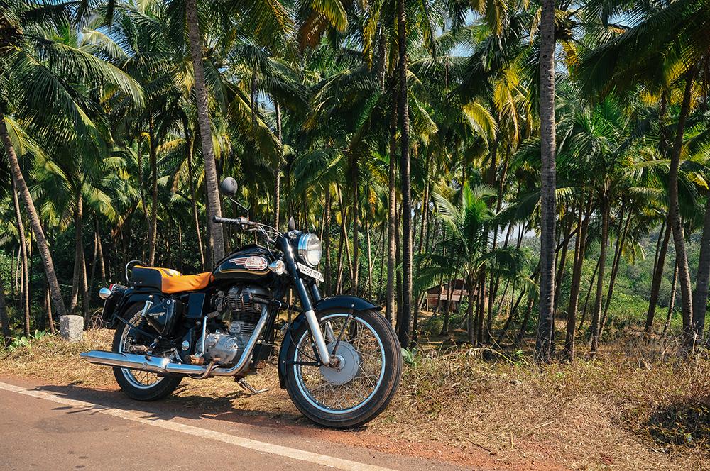 Goa, Motorbike