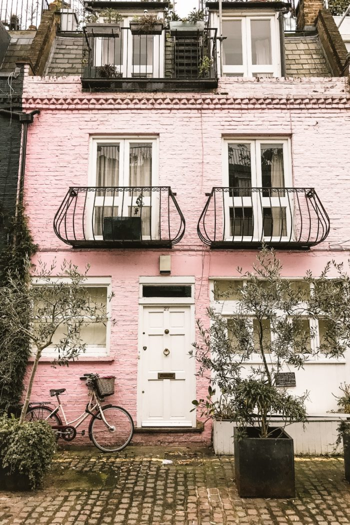 Exploring London's Neighbourhoods: Notting Hill