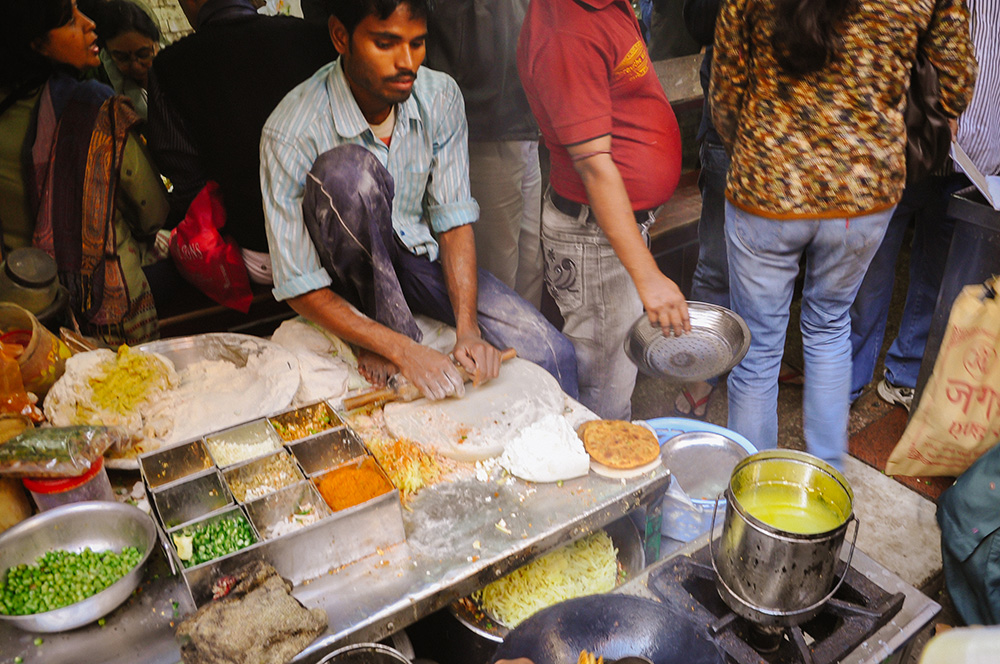 Staying healthy while travelling in India
