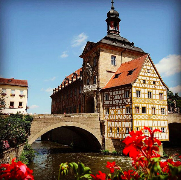The Cutest German Towns To Visit, Bamberg