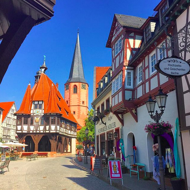 The Cutest German Towns You Should Visit, Michelstadt
