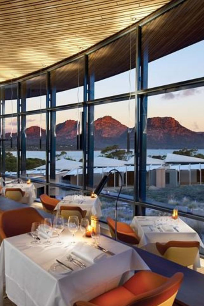 "Checking in to the world's ""Best Boutique Hotel"" – Saffire Freycinet"