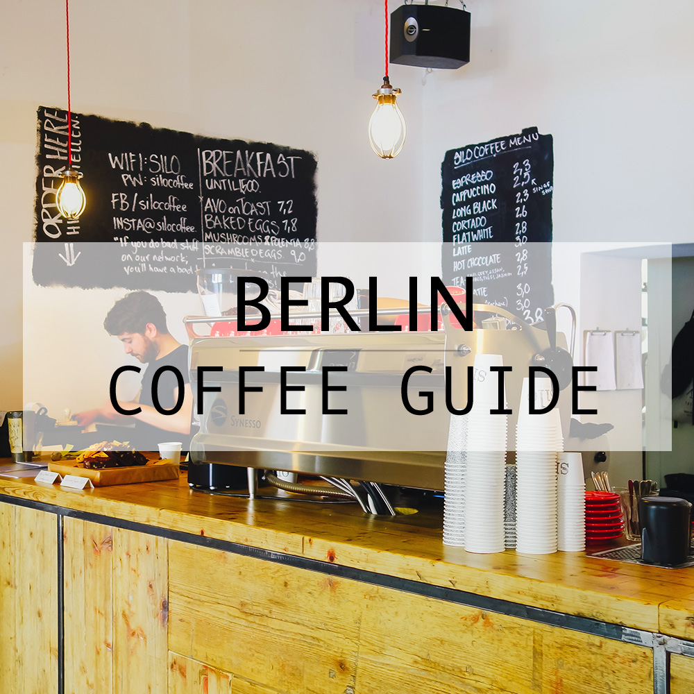 Berlin Coffee Guide