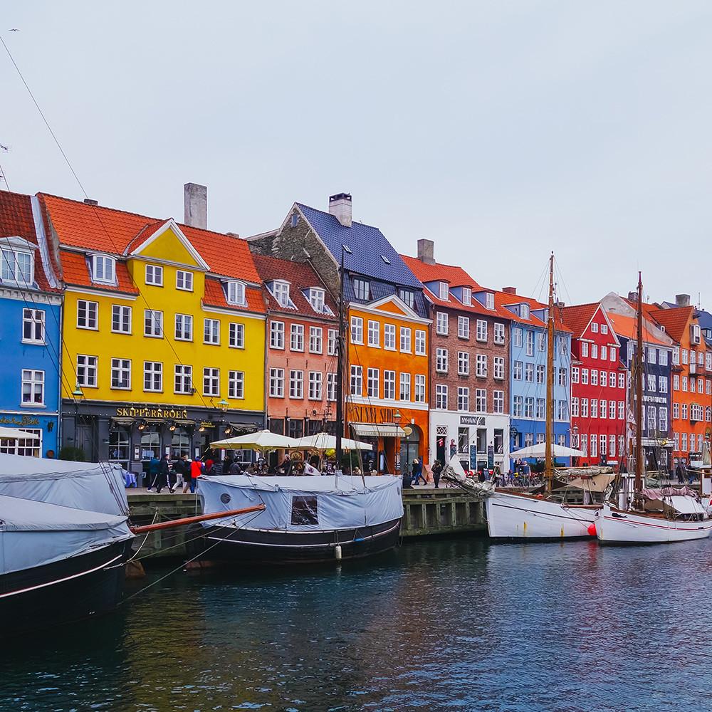 How to Spend a Weekend in Copenhagen, Nyhavn