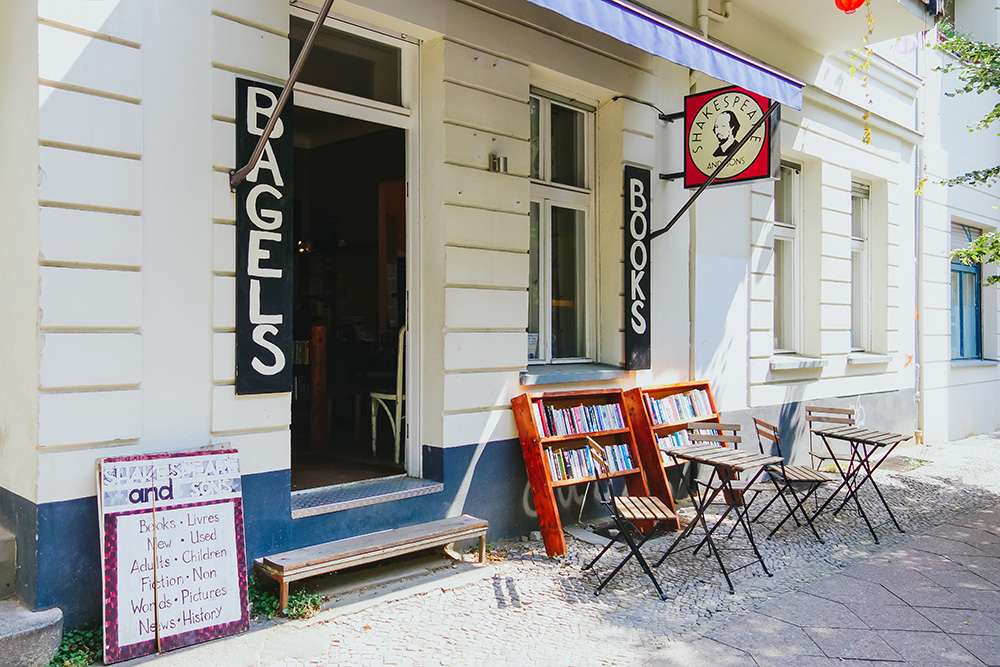 Prenzlauer Berg, Shakespeare and Sons