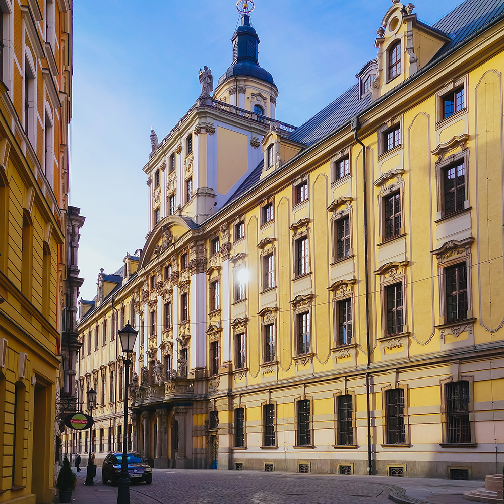 Why You Should Visit Wroclaw, University
