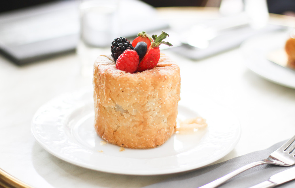 Cafe Pouchkine Napoléon