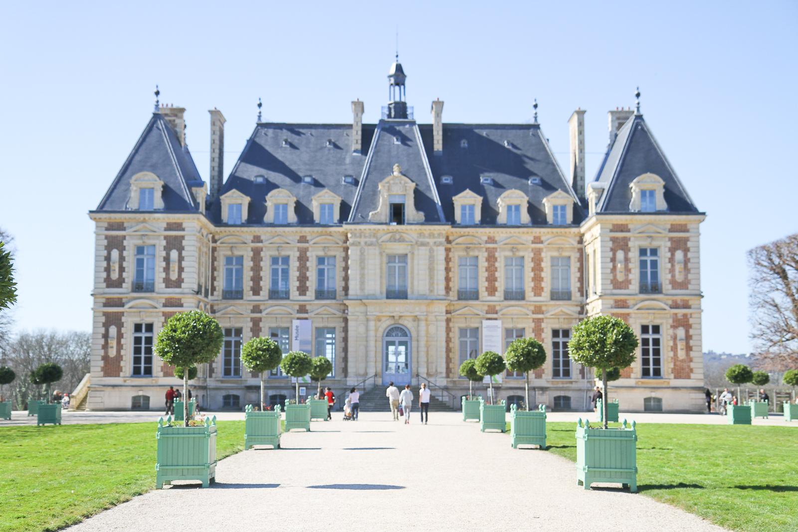 Paris Day Trip  Ch  teau de Sceaux   WORLD OF WANDERLUST