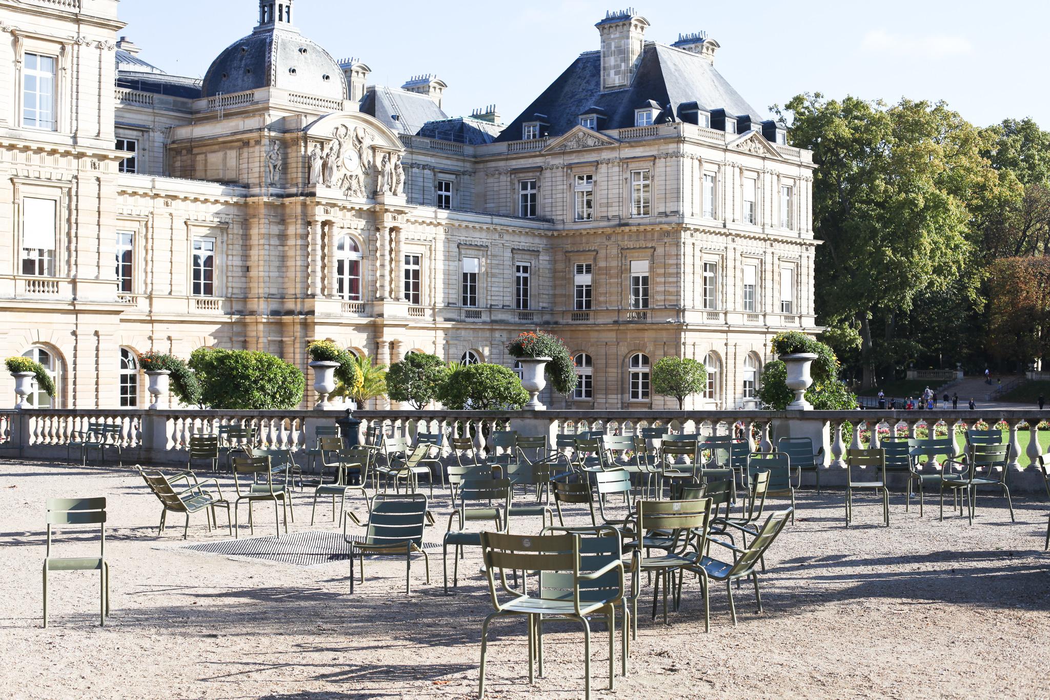 St germain neighbourhood guide world of wanderlust for Jardin du luxembourg