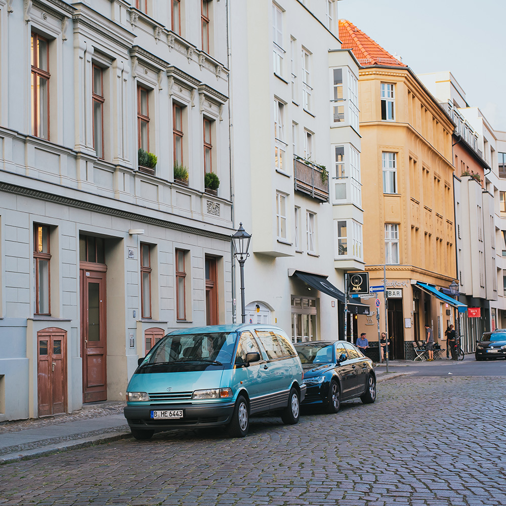 Top Free Things to do in Berlin, Auguststrasse