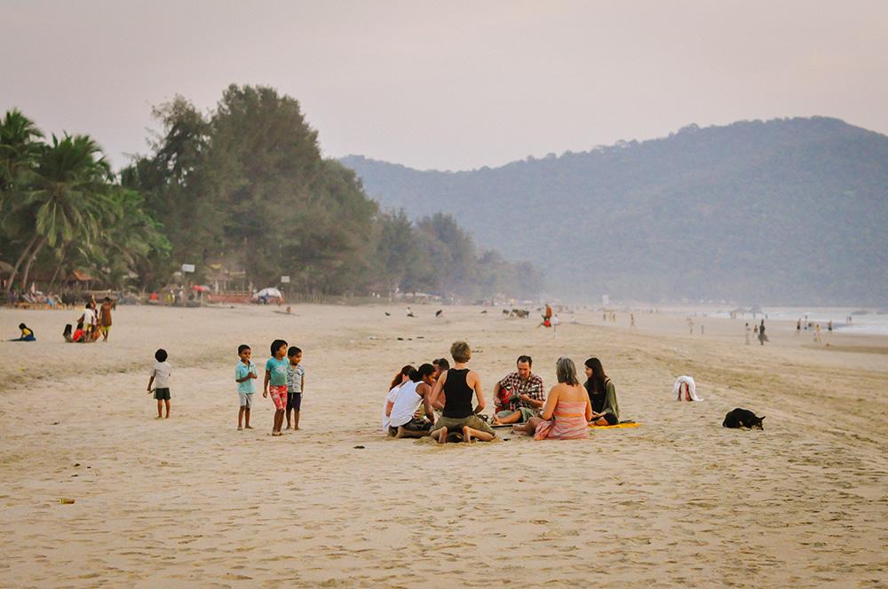 Goa, Beach
