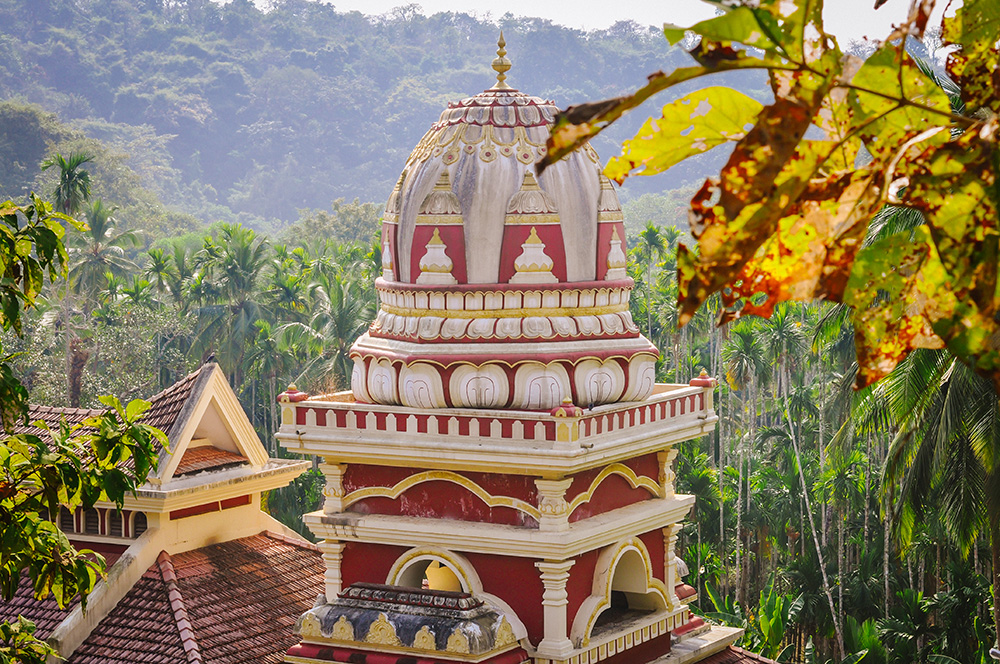Goa, Temple