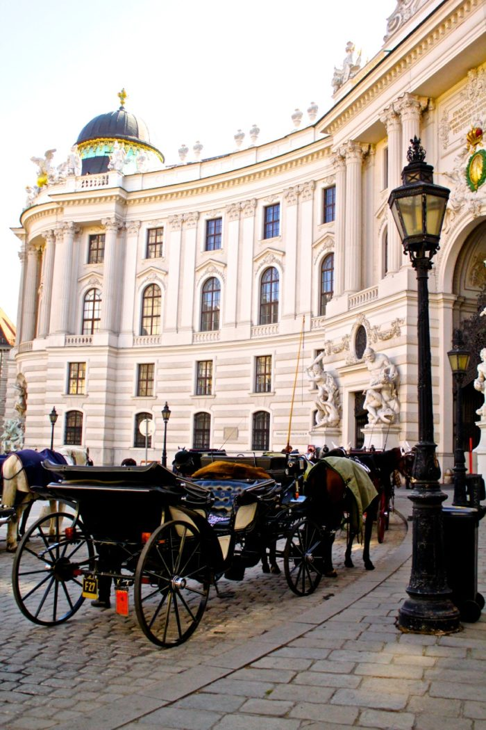 Vienna Bucket List