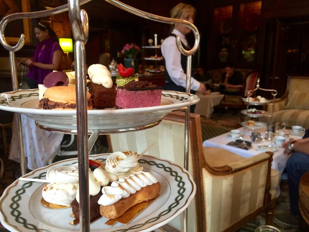 Milestone-Hotel-High-Tea