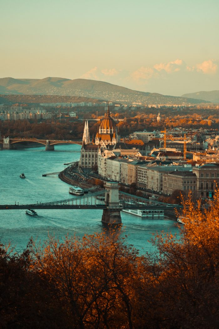 20 Places you Must See in Budapest