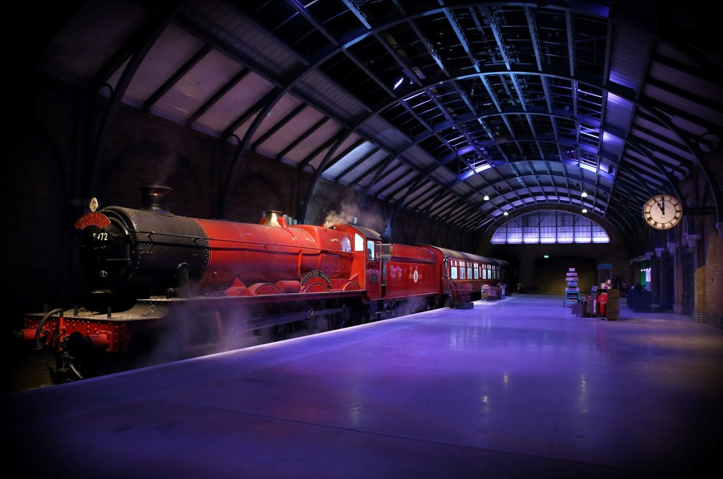 Hogwarts-Express-London