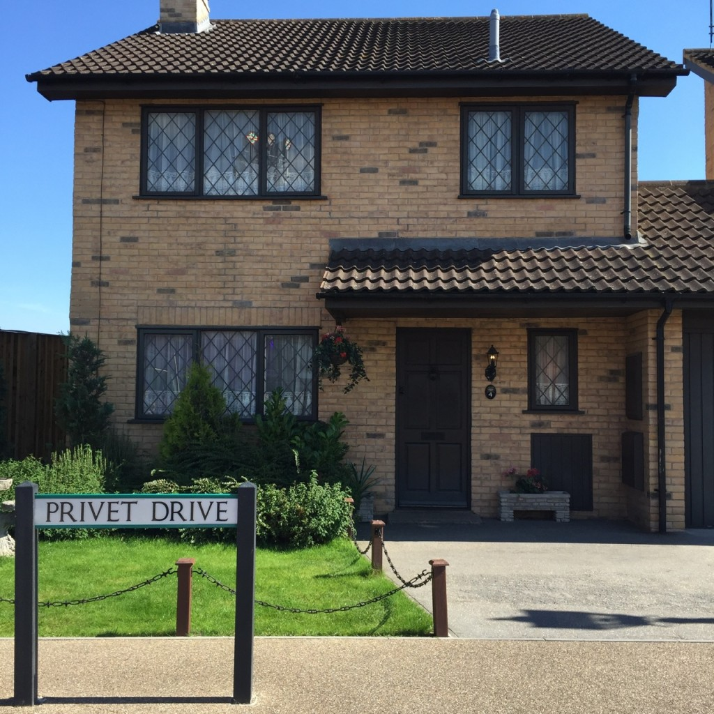 Privet Drive Harry Potter