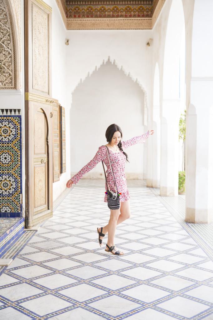 World of Wanderlust in Marrakech